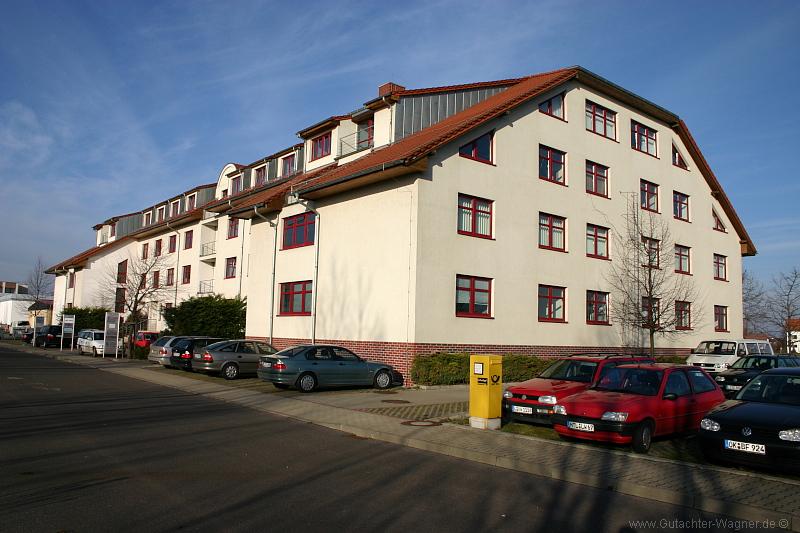 Wertgutachten - Büro- und Geschäftshaus in Markkleeberg