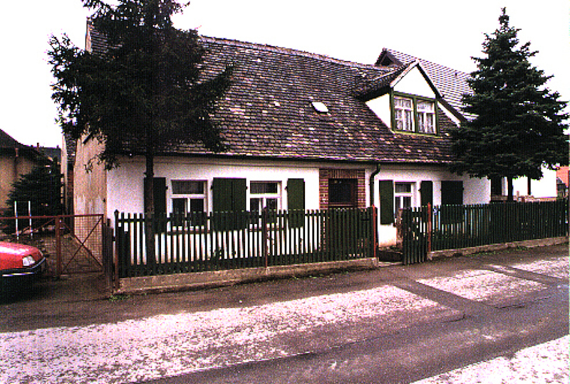 Einfamilienhaus im Landkreis Leipzig