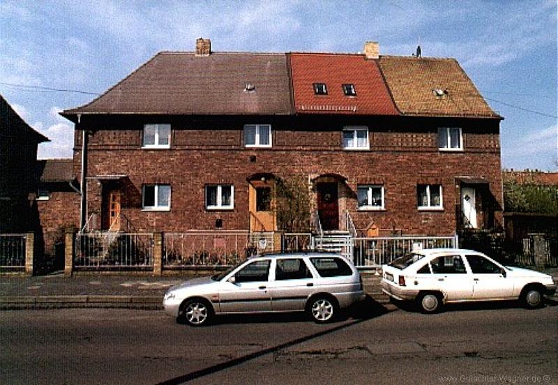 Reihenhaus in Leipzig