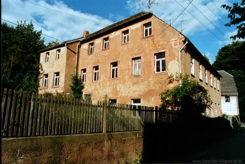 Mehrfamilienhaus in Rochlitz (Sachsen)