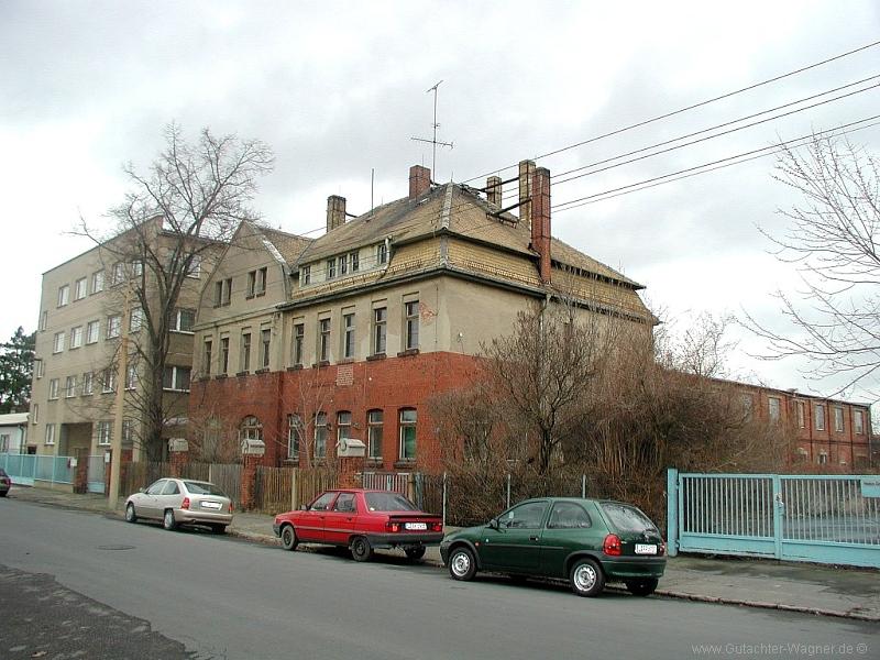 Industriekomplex mit Verwaltungsgebäude in Leipzig Böhlitz-Ehrenberg