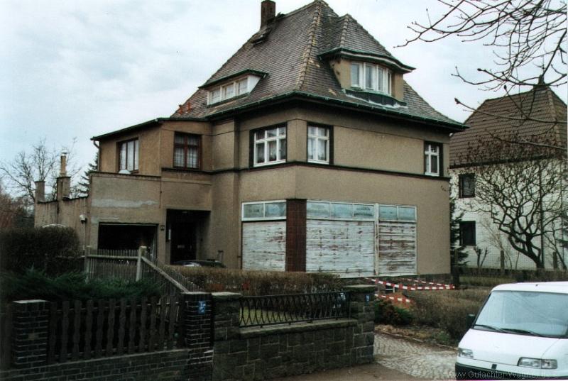 größeres Wohnhaus in Leipzig - Mölkau