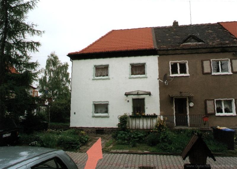 Wertgutachten Reihenendhaus im Landkreis Leipzig