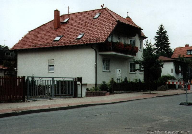 Bewertung einer Villa in Taucha
