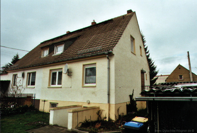 Wertermittlung einer Doppelhaushälfte im Landkreis Leipzig