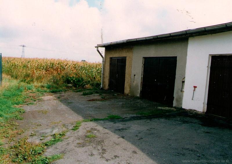 Wohneigentum und Teileigentum an einer Garage