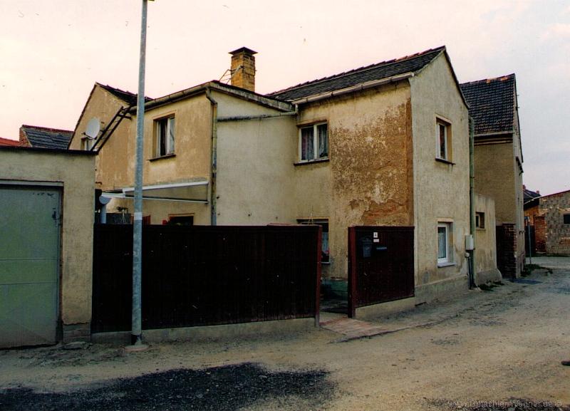 sanierungsbedürftiges Wohnhaus im Landkreis Leipzig