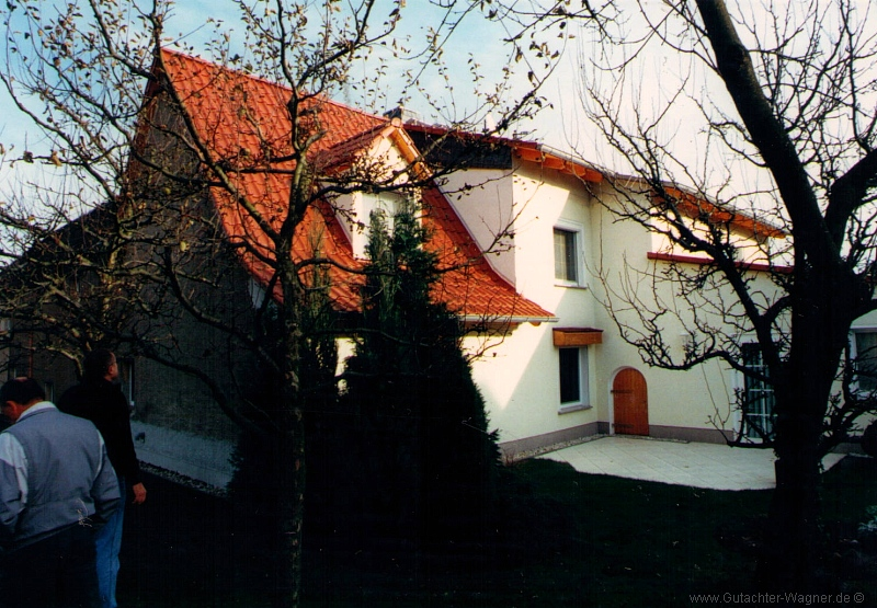 Wohnhaus im Landkreis Leipzig
