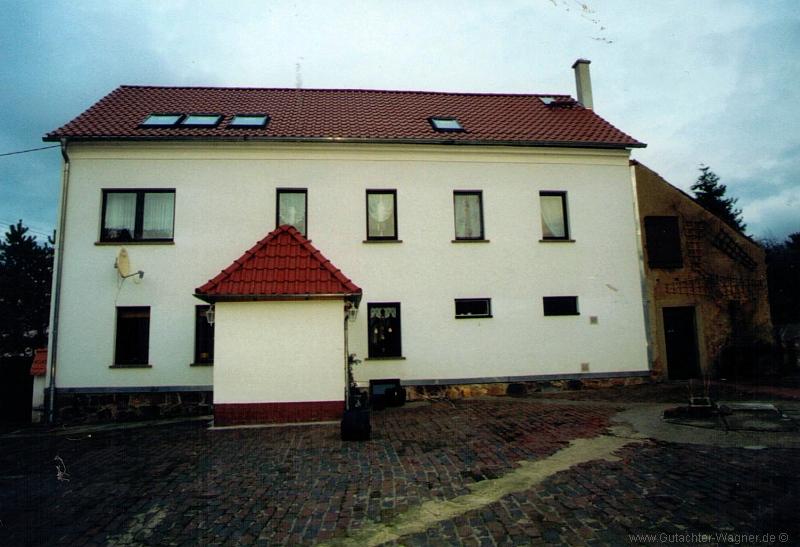 Wertgutachten - Wohnhaus im Landkreis Leipzig