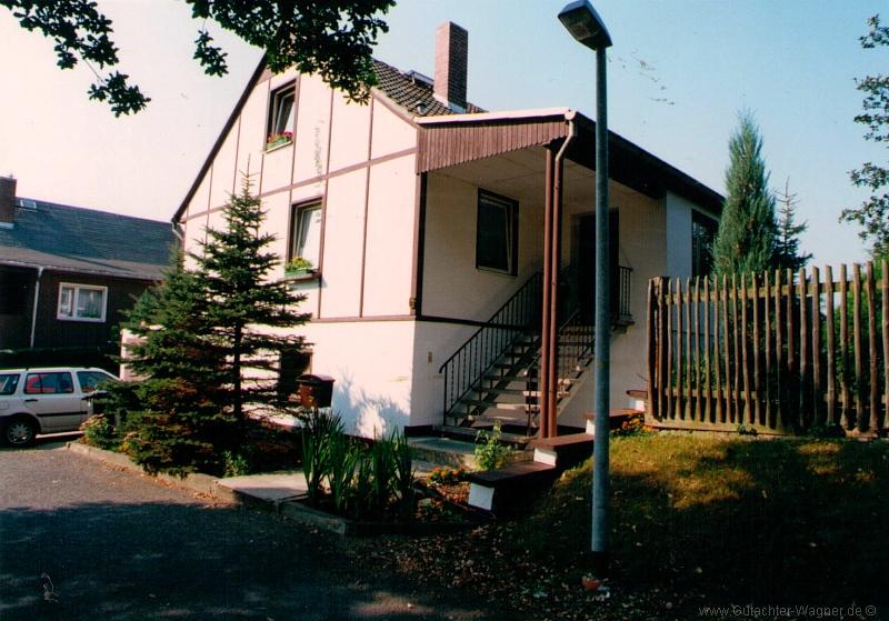 Einfamilienwohnhaus in Groitzsch / Leipziger Land