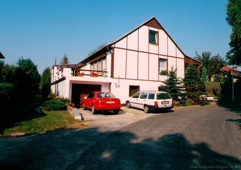 Wertgutachten Einfamilienhaus in Groitzsch