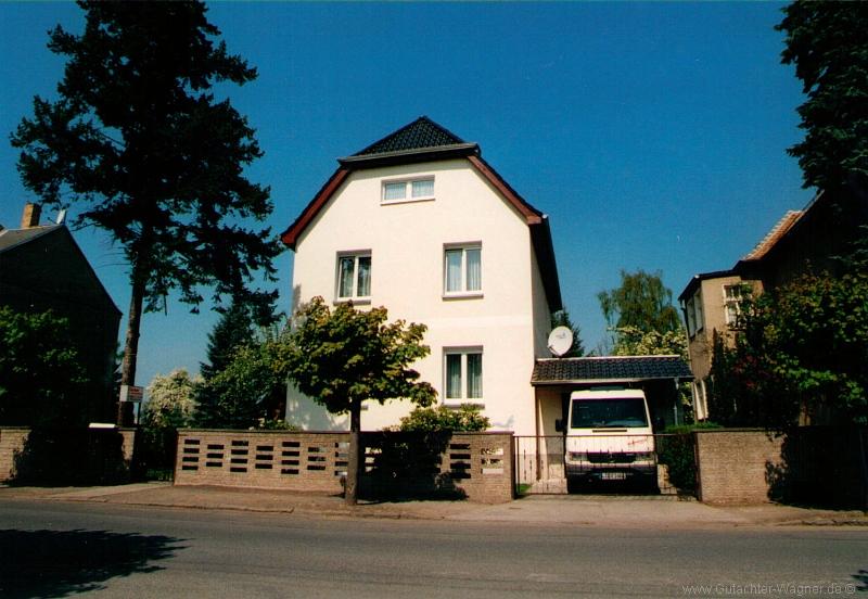 Wertermittlung Einfamilienvilla in Leipzig-Holzhausen