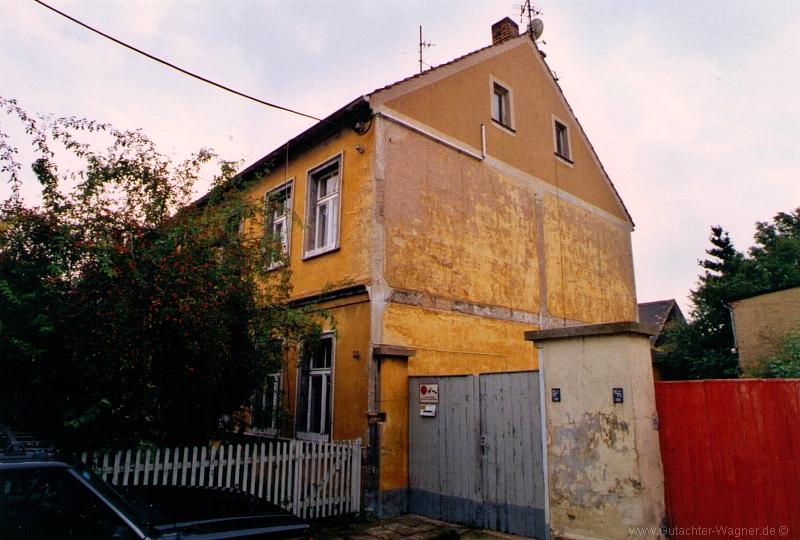 Wertermittlung Wohnhaus in Leipzig-Lindenthal