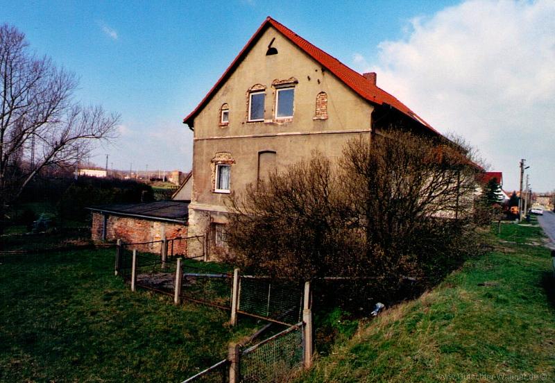 Gutachten über ein Wohnhaus im Landkreis Mansfeld-Südharz