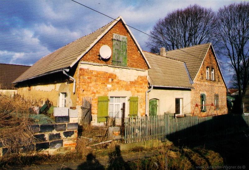 Gutachten: Wohn- und Stallgebäude im LK Mansfeld-Südharz