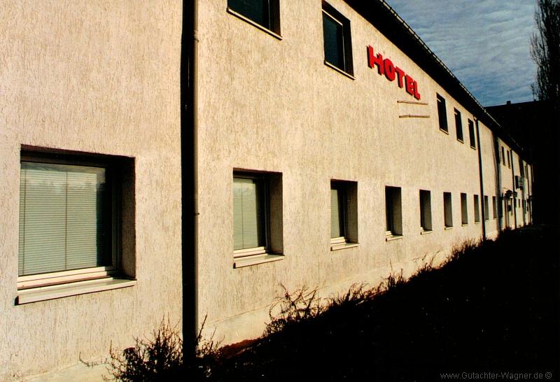 Verkehrswertgutachten - Hotel-Garni in Sachsen-Anhalt