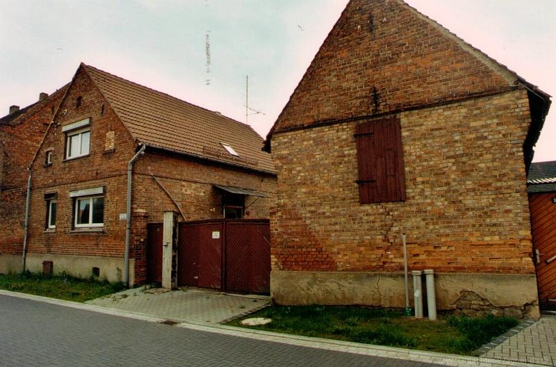 Bewertung einer Hofstelle und Wohnteil in Sachsen-Anhalt