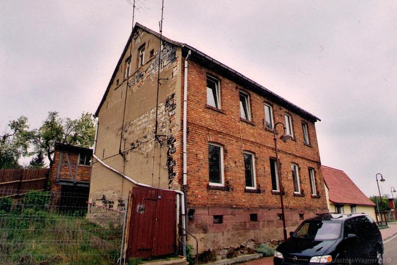 Verkehrswert eines maroden Mehrfamilienwohnhauses