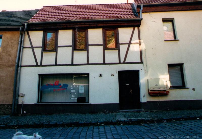 Wertgutachten: Wohn- und Geschäftshaus in Sachsen-Anhalt