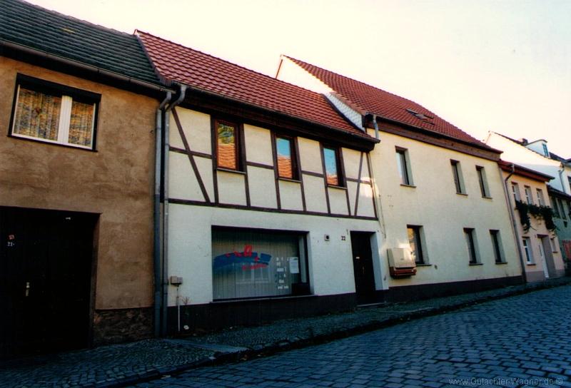 Verkehrswert eines Wohn- und Geschäftshauses