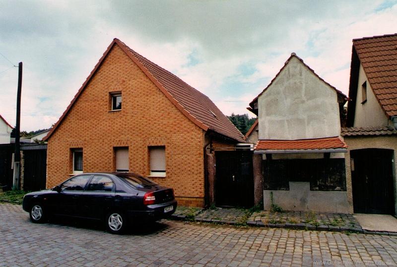 Einfamilienhaus mit Nebengelaß im Südharz
