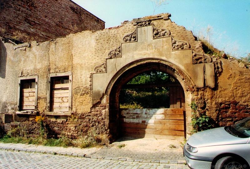 Wertgutachten über eine Ruine unter Denkmalschutz