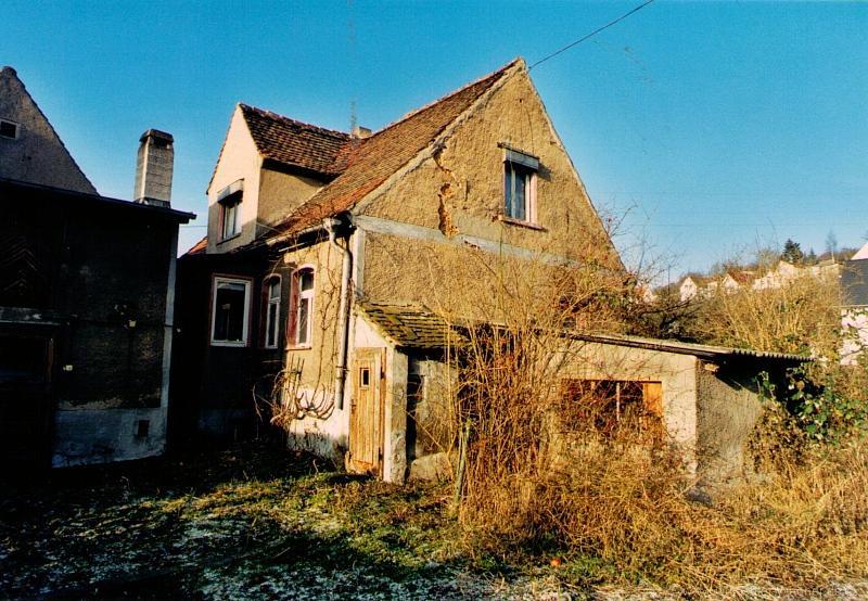 Bewertung einer Wohnimmobilie im Südharz