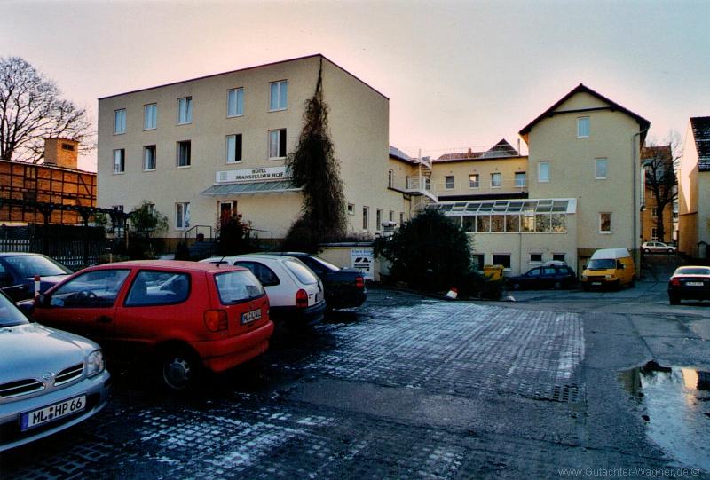 Landhotel mit Gastronomie in Sachsen-Anhalt