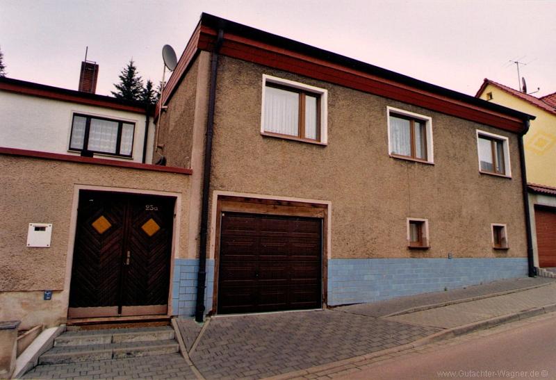 Einfamilienwohnhaus in Sachsen-Anhalt