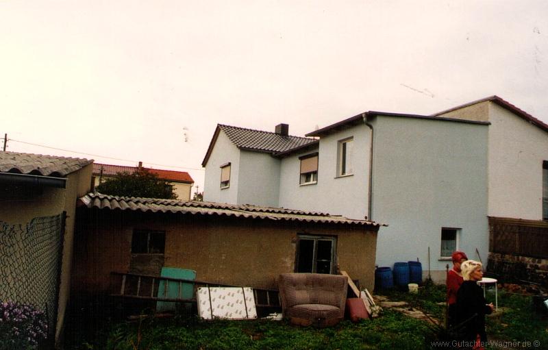 Wertgutachten einer Wohnimmobilie in Stedten