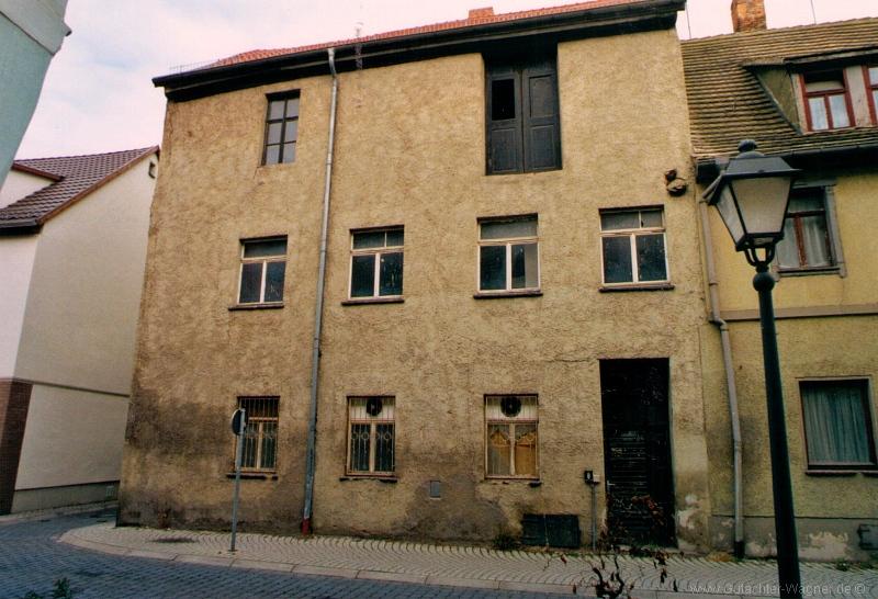 Bewertung leerstehendes Stadthaus in Eisleben