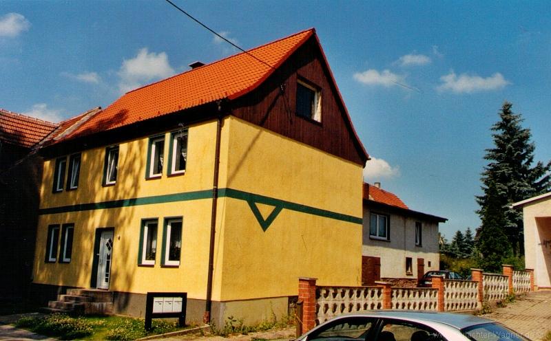 saniertes Wohnhaus mit Nebengelass im Mansfelder Land