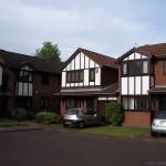 Bewertung einer Wohnanlage in der Grafschaft Lancashire, England