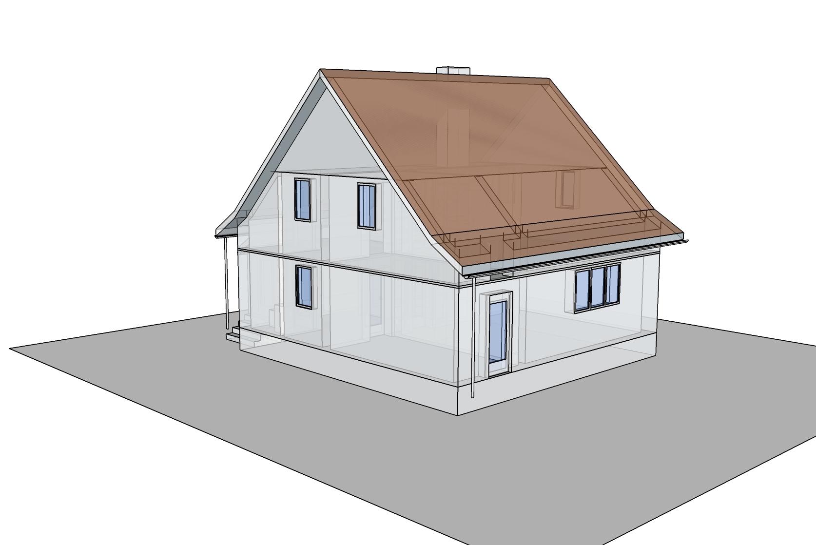 Ddr einfamilienhaus ew 58 grundriss