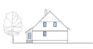 Einfamilienhaus Typ EW42 EW51