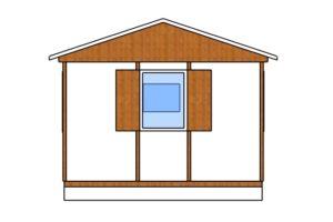 ddr gartenlaube typ gl64 sachverst ndigenb ro gutachter d wagner leipzig. Black Bedroom Furniture Sets. Home Design Ideas