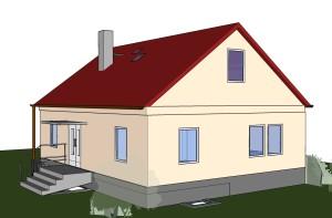 Einfamilienhaus Typ 83G Stralsund