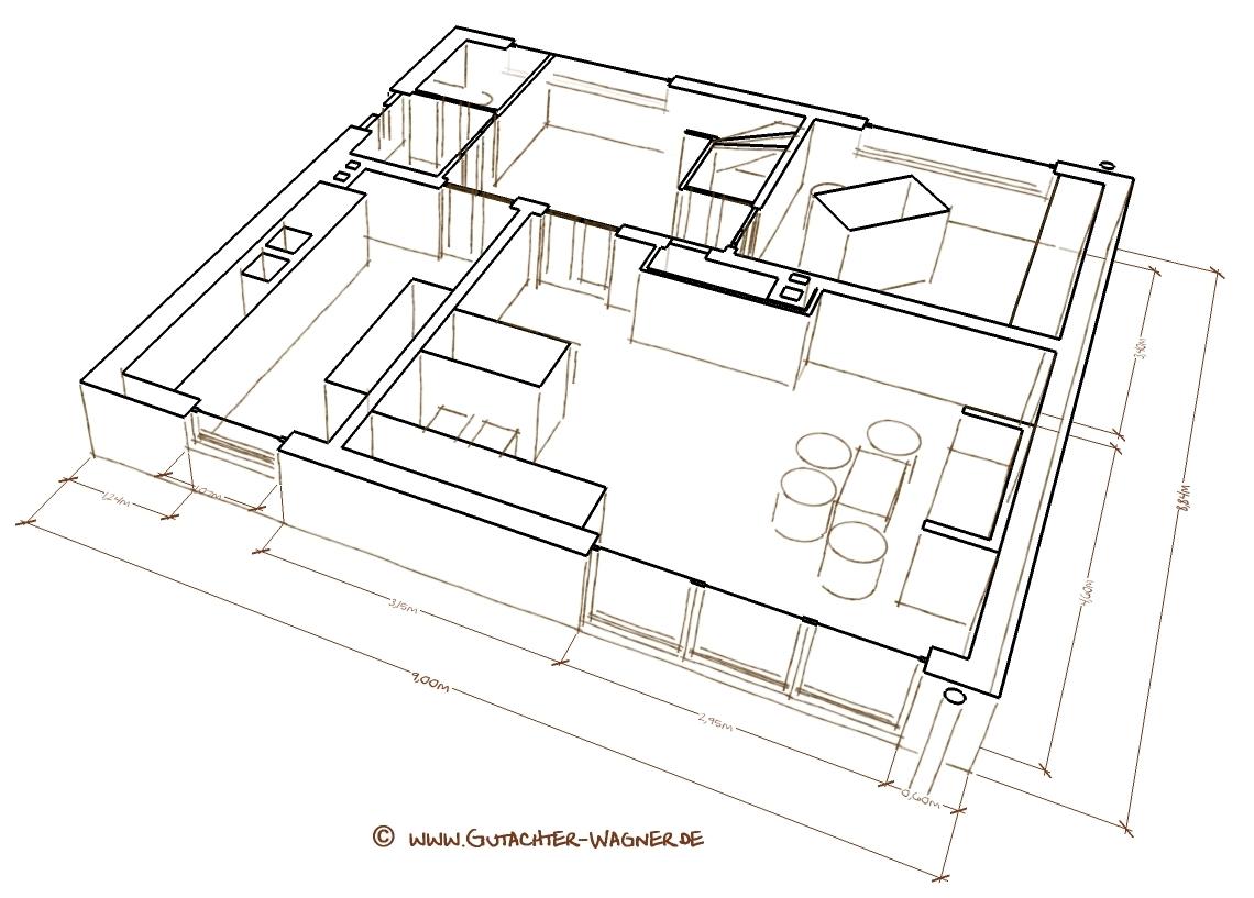 ddr eigenheim typ ew65b sachverst ndigenb ro gutachter d wagner leipzig. Black Bedroom Furniture Sets. Home Design Ideas