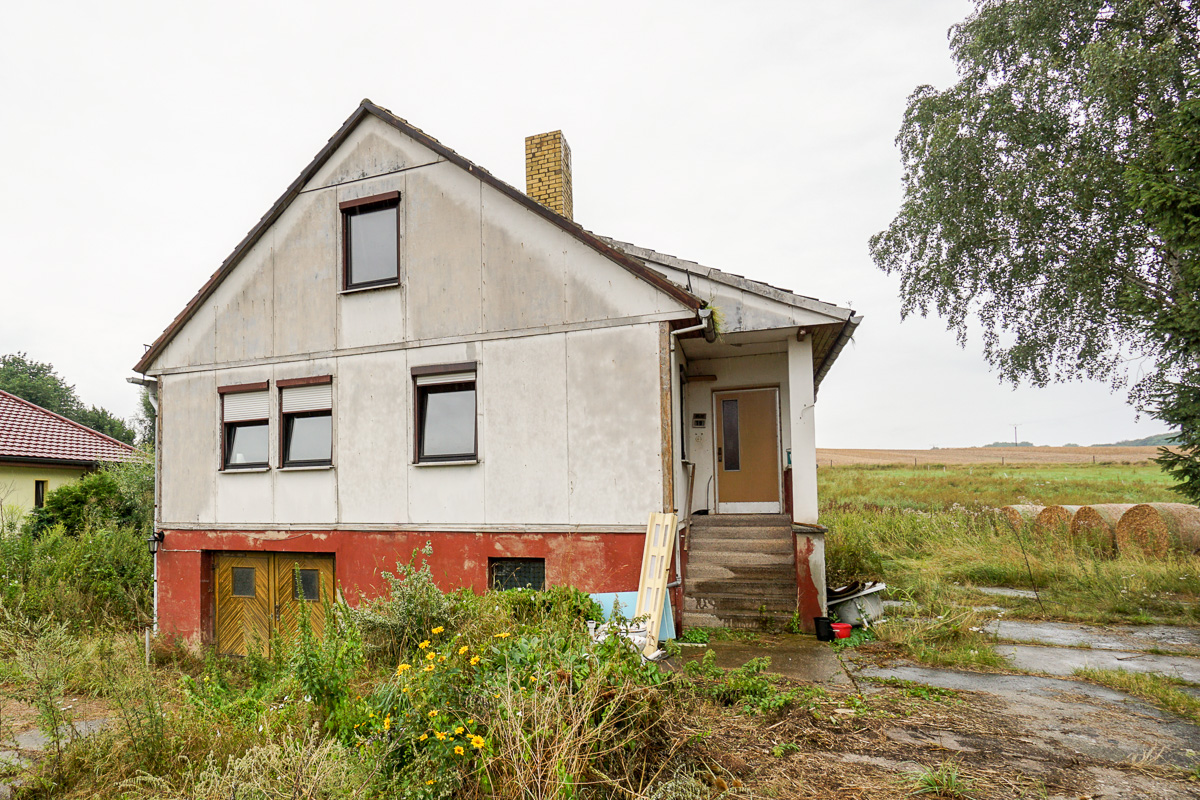 Fertigteilhaus beton  DDR Einfamilienhaus Typ 83 G – Stralsund • Sachverständigenbüro ...